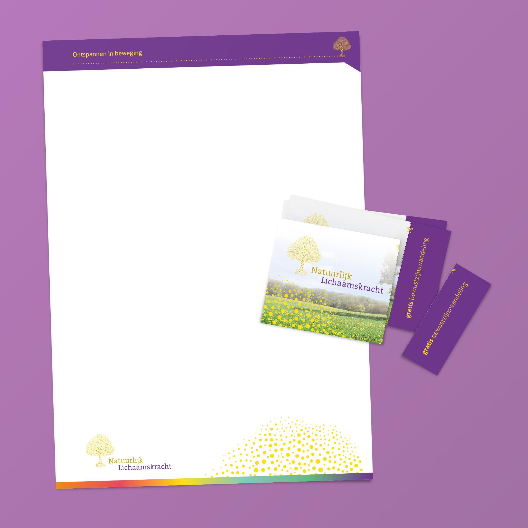 portfolio-dimgray-natuurlijk-lichaamskracht-briefpapier-visitekaartjes
