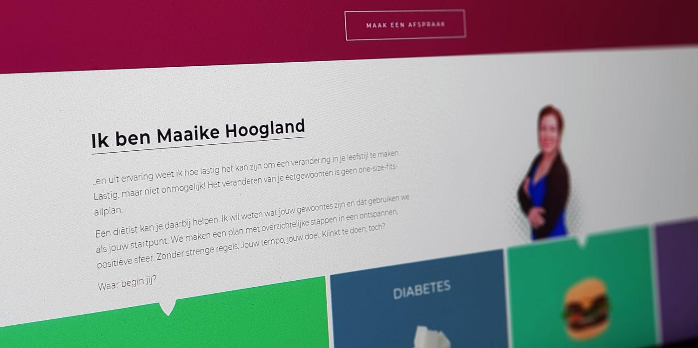 Website Startpunt Dietetiek