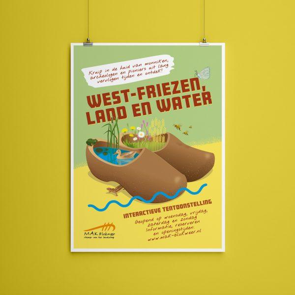 Portfolio-dimgray-MAKBlokweer-poster-WestFriezen_land_Water